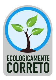 ecologicamente correto selo